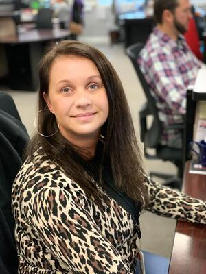 Morgan Haller Choptank Transport Senior Business Development Manager