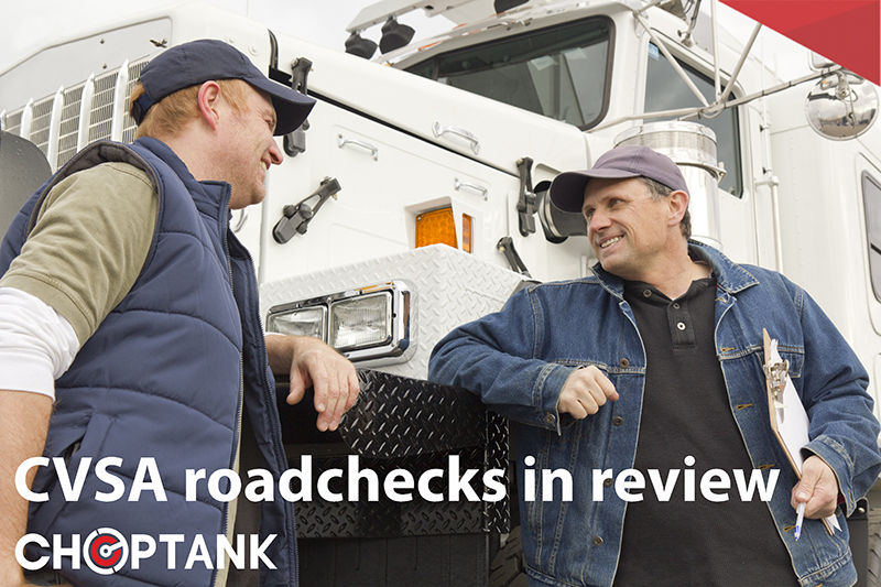 Roadchecks in Review